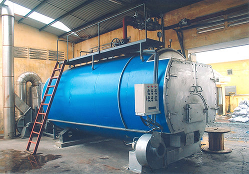 CGN steam boiler