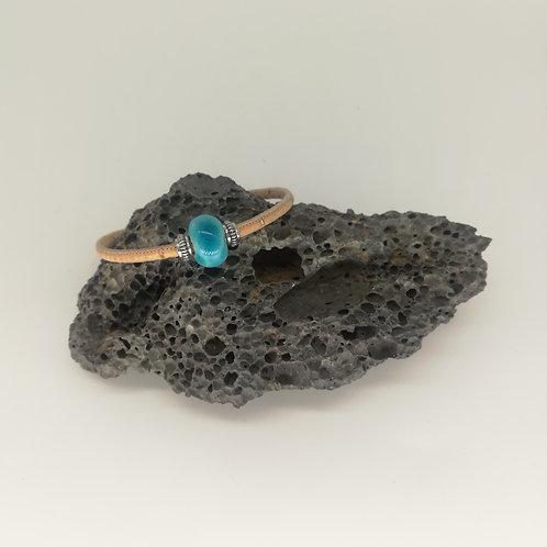 Bracelet Céramik Bleue Lagon