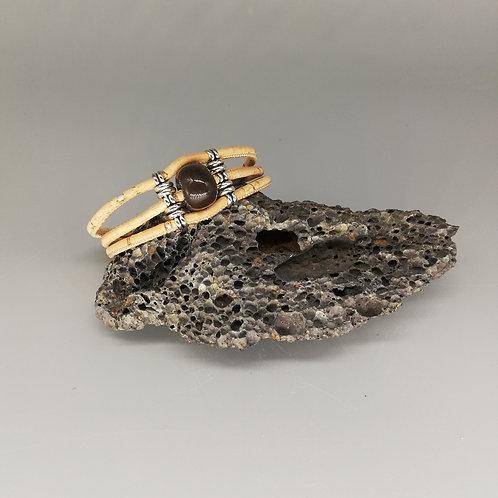 Bracelet Céramik Triple Terre Sauvage