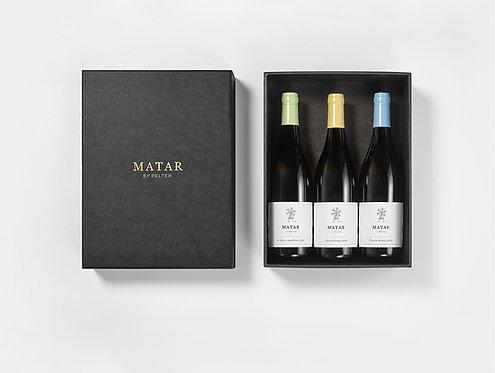 MATAR WHITE GIFT BOX