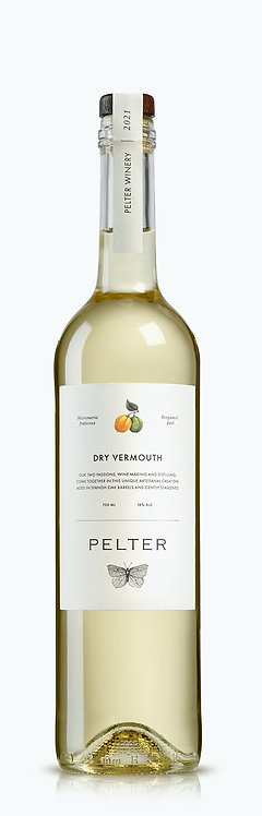 PELTER DRY VERMOUTH