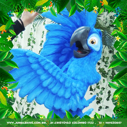 arara blu