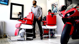 FOREVER YOUNG BARBERSHOP