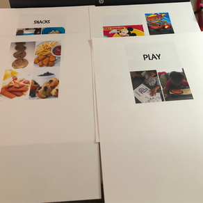 #momhacks - The Busy Book Project Phase 2 – The Revamp