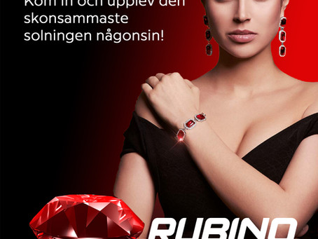 """sunLIFE presenterar """"Rubino Beauty®"""""""