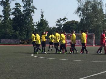 2. Spieltag SSVg Heiligenhaus 2 - FC Türkgücü Velbert Endstand 0 - 10