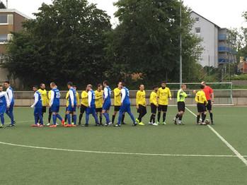 1. Spieltag FC Türkgücü Velbert - SC Uellendahl