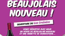 Beaujolais Nouveau... Venez nombreux !