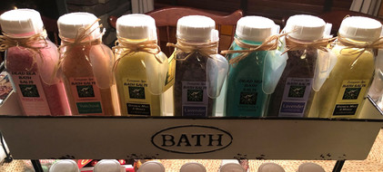Nansoap Bath Salts