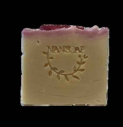 Candy Cane Mint Soap