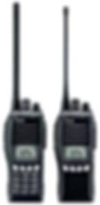Icom F3161_F4160 Two-Way Radio