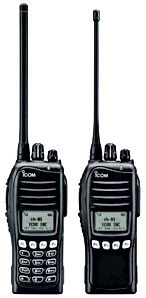 Icom F3161_F4160 Two-Way Radio