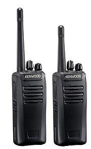 Kenwood-NX-240V-340U NEXEDGE® VHF/UHF Digital & FM Portable Radios