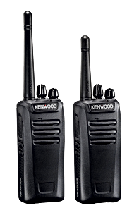 Kenwood-NX-240V-340U NEXEDGE® VHF/UHF Digital & FM Portable Radios