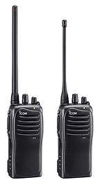 Icom F3011_F4011Two-Way Radio