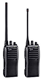 Icom F3011_F4011 Two-Way Radio