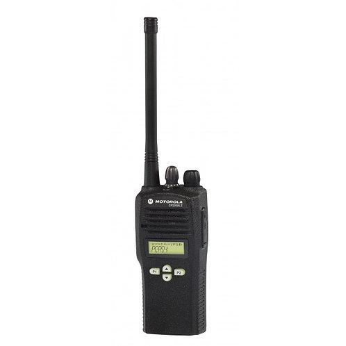 Repair Motorola CP200xls Portable