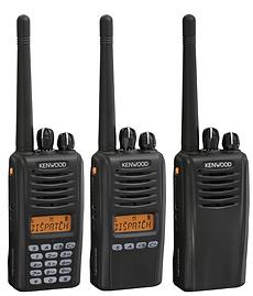 Kenwood-NX-220-320-NEXEDGE® VHF/UHF Digital & FM Portable Radios