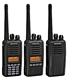 Kenwood-NX-220-320-NEXEDGE® VHF/UHF Digital & FM Portable Radios