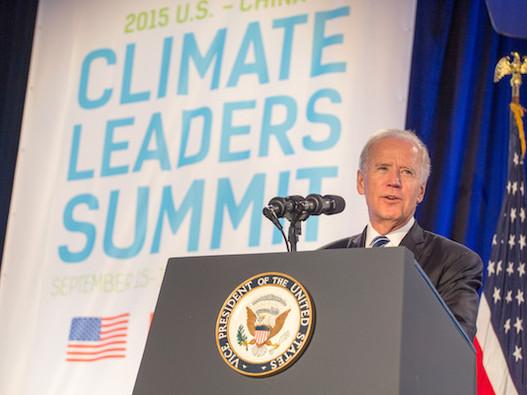 El medio ambiente y Joe Biden
