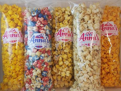 5 Popcorn Bags Pack