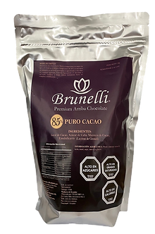 Chocolate 85% cacao