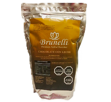 Chocolate  Leche 35% cacao