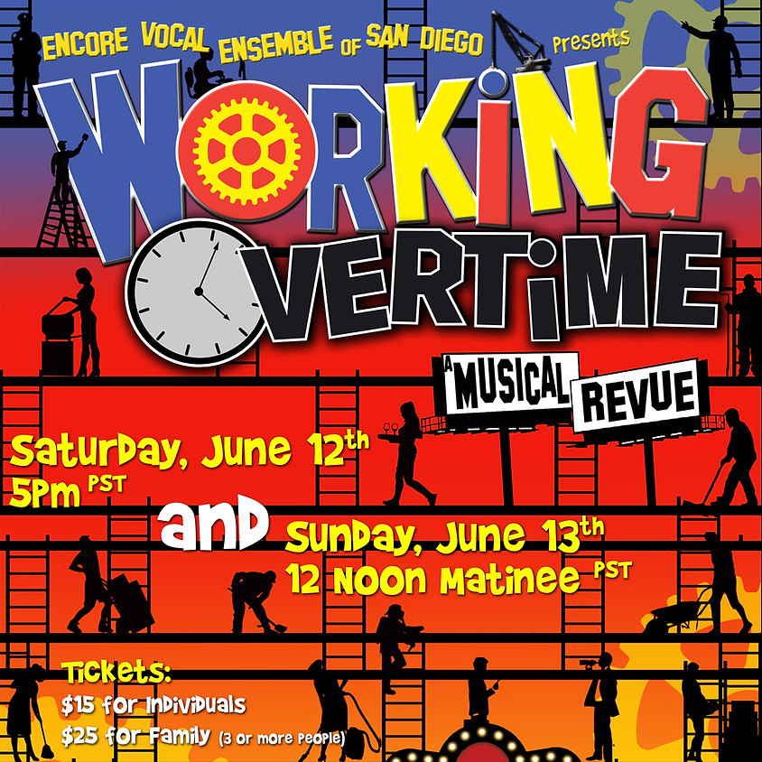 Working Overtime: A Musical Revue