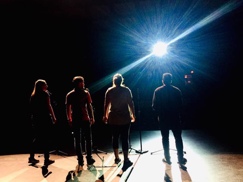 Small Ensemble Take The Stage