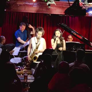 Show at The Cornelia Street Cafe in NYC