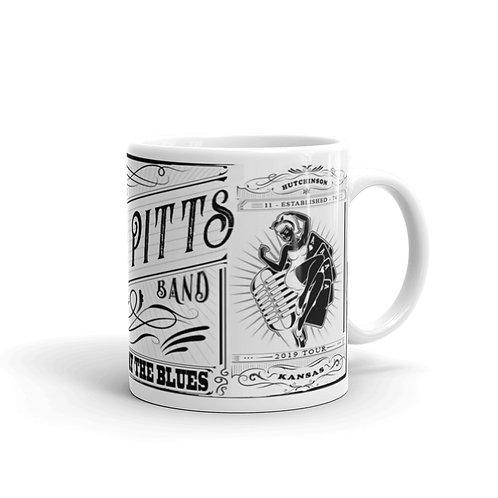 James Pitts Band Mug
