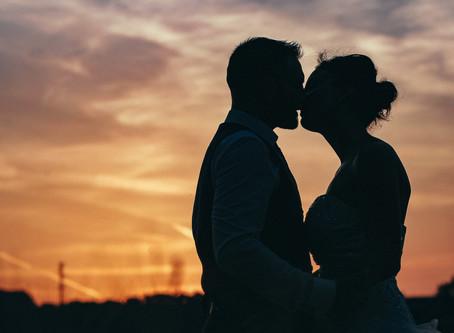 Seance après mariage à Lens