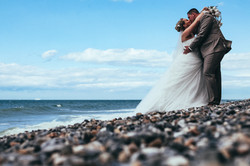 Seance photo durant le mariage