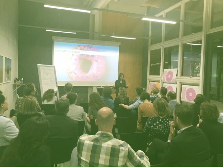 Amsterdam Donut Meetup 3 - CIRCL