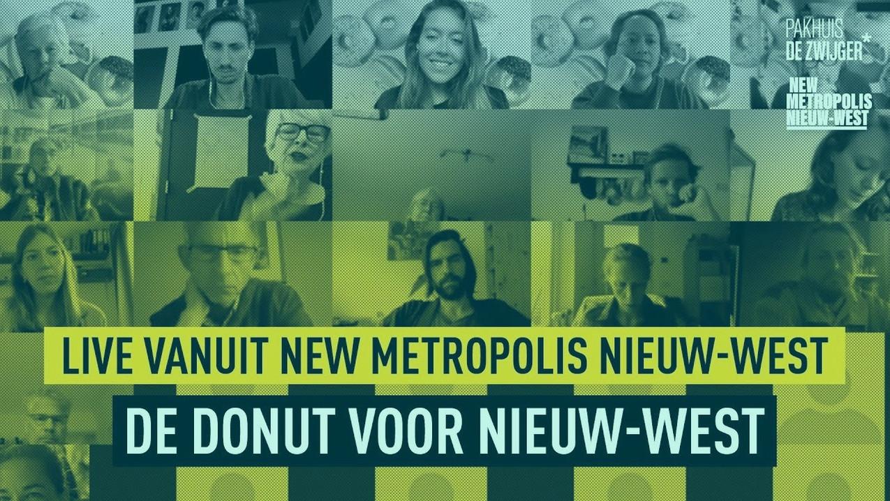 De Donut for Amsterdam Nieuw West
