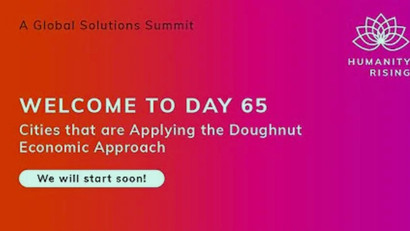 Humanity Rising Day 65: Cities that are Applying the Doughnut Economic Approach