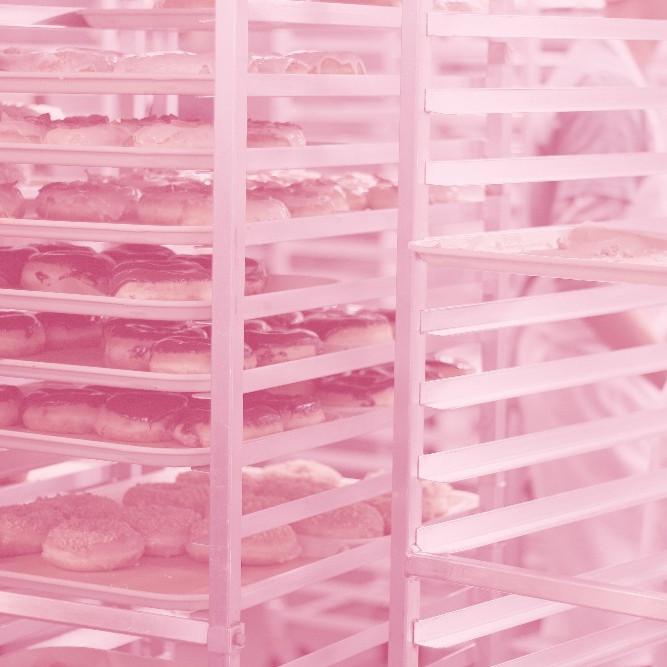 Bouwen Donut Bakkerij 15 september
