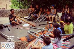 miguel maat didgeridoo workshop festival