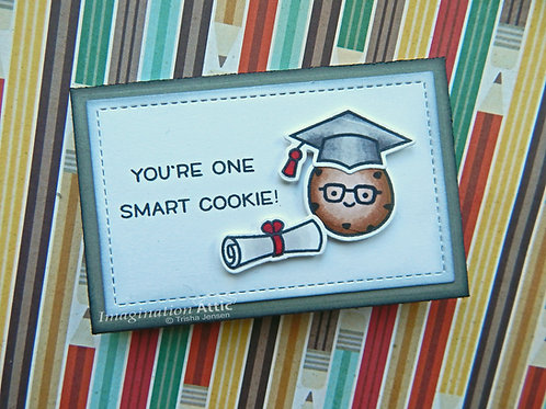Graduation boy gift card holder