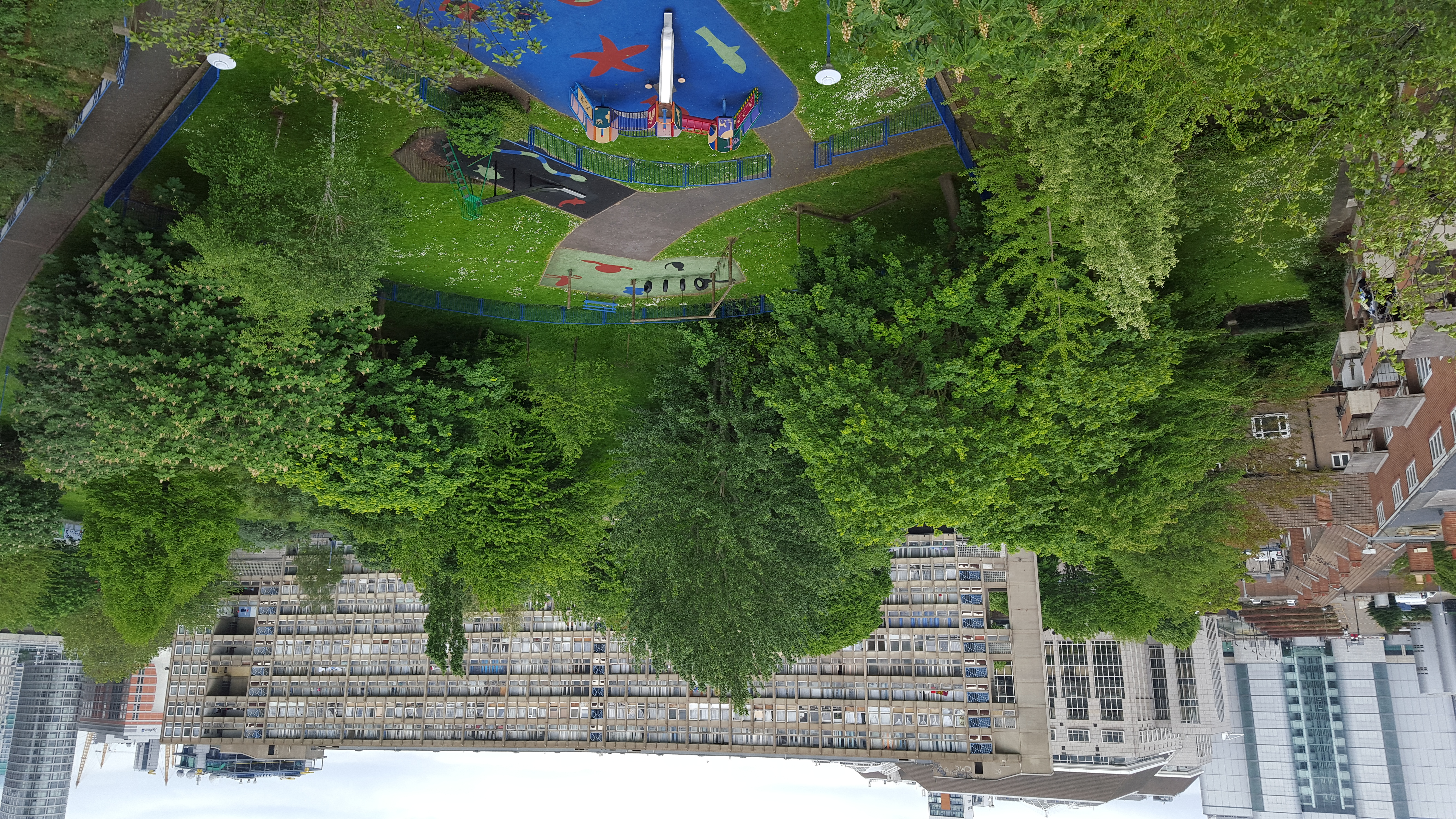 Robin Hood Gardens