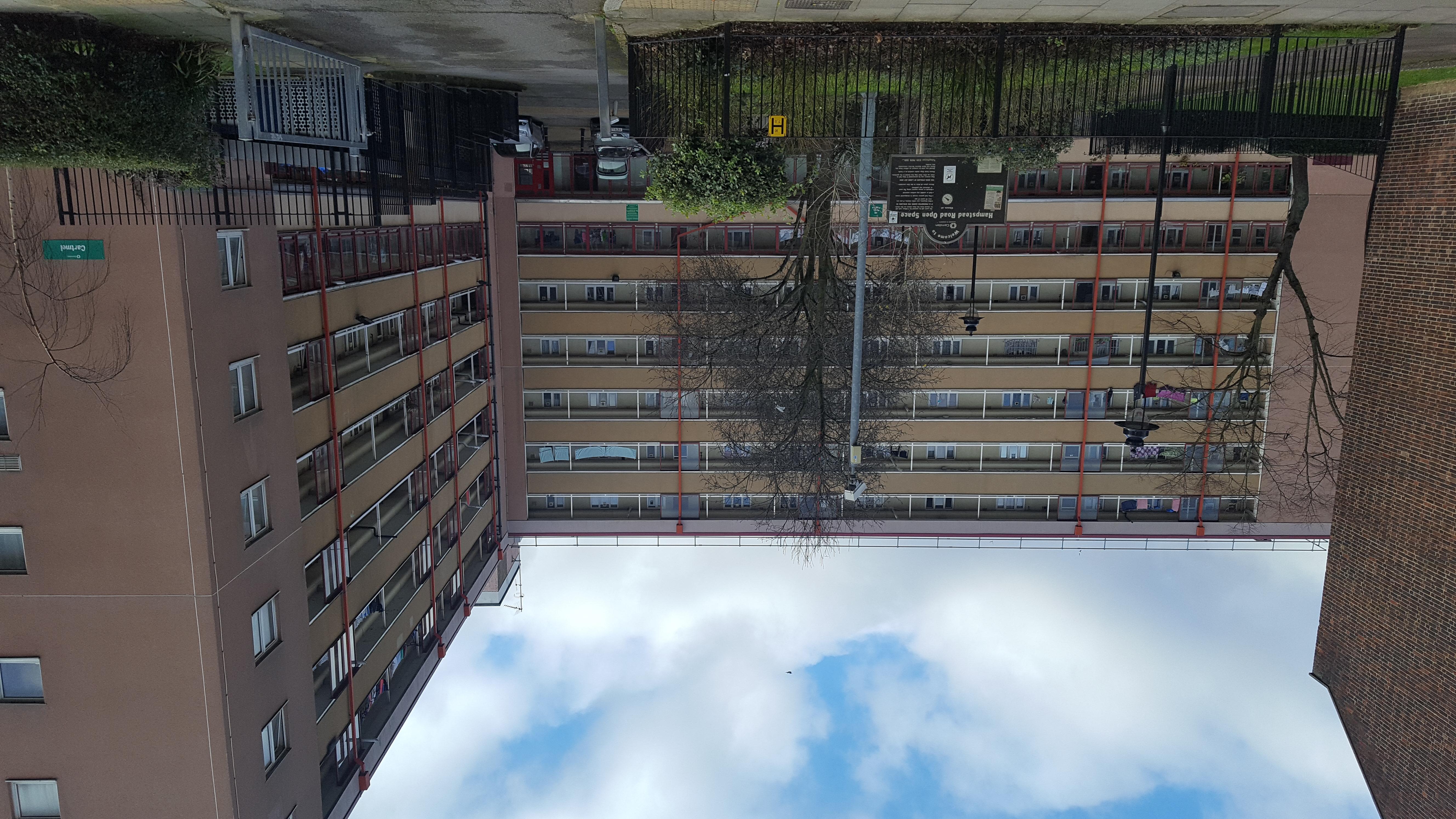 Regent's Park Estate