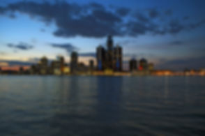 Detroit Skyline at Night 2015 .jpg