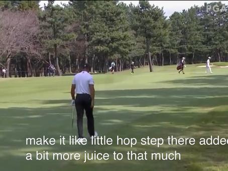ゴルファー向け英語の勉強