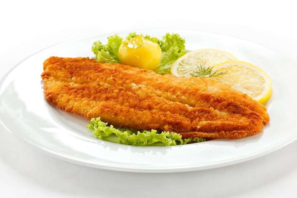 Filete, pescado