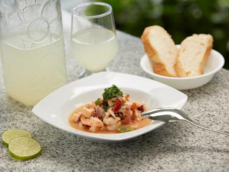 Deliciosa y fácil receta de sopa de mariscos