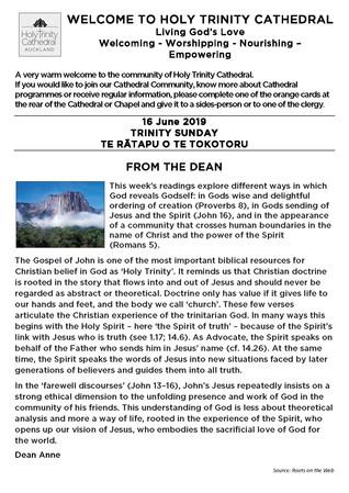 Newsletter 16 June
