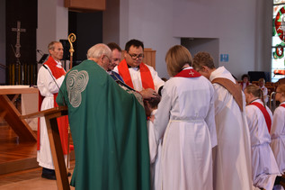 Reflections on ordination