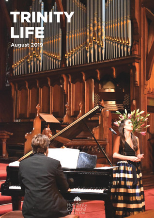 Trinity Life - August 2019