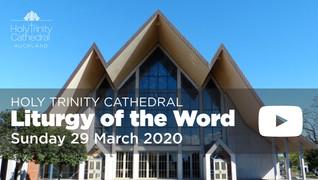 Sunday Service - 10am Sunday 29 March