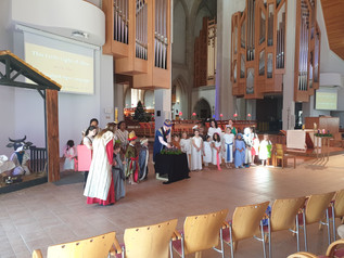 2018 Cathedral Kids Christmas Pageant